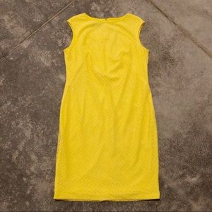 Black Label by Evan Picone•Yellow Dress•14